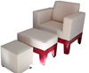 Picture of Pedicure Chair Set